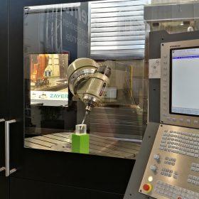 XIOS G Bettfräsmaschine: CNC Steuerung