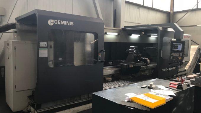 Gebrauchtmaschine Geminis GT5