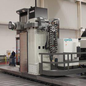 Fahrständer KAIROS im Herstellerwerk