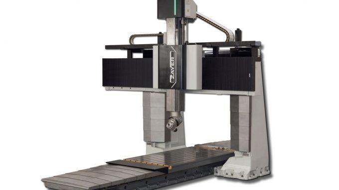 IBERIMEX-ZAYER Portalfräsmaschine TEBAS-W